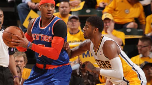 Knicks 'absolutely' on same page for Game 4