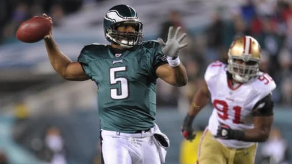 McNabb: Eagles' call if No. 5 will be retired
