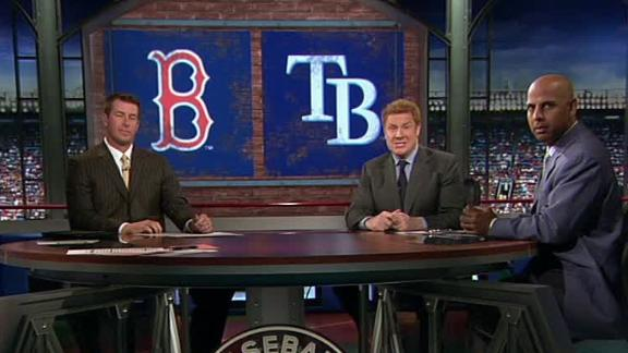 Video - Red Sox-Rays Preview