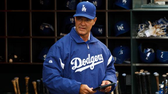 Video - LA Hot Button: Don Mattingly Right for Dodgers?