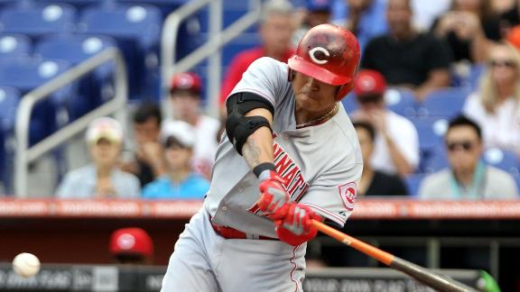 Video - Choo Homers Twice In Reds' Win