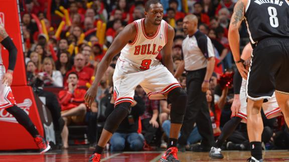 Rose, Deng, Hinrich ruled out vs. the Heat