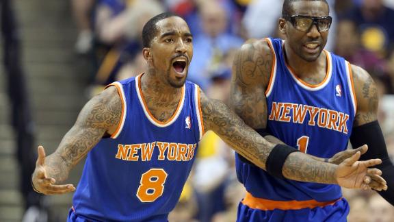Video - J.R. Smith Takes Blame