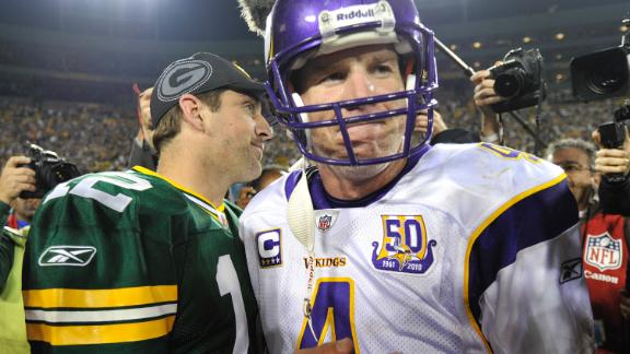 Packers Hope For Favre Reunion