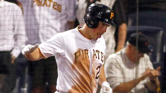 Snider powers Pirates past reeling Brewers