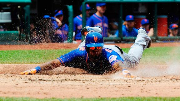 Murphy, Wright help Mets end 6-game skid