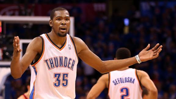 Video - Does Kevin Durant Deserve A Pass?