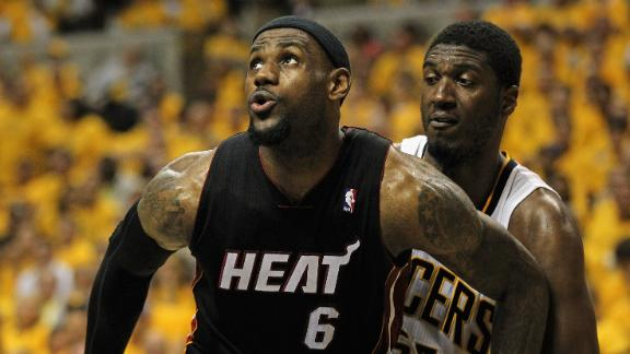 Video - Heat's Focus Heading Into East Finals