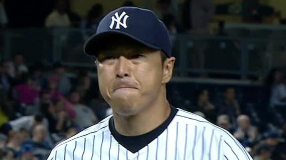 Kuroda, Yankees Blank Blue Jays