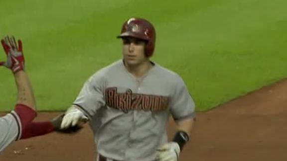 Video - Goldschmidt's Big Day Powers Diamondbacks