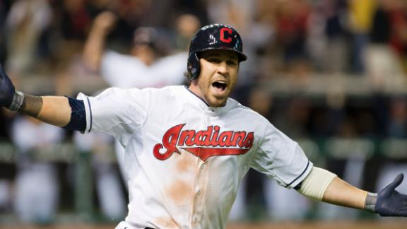 Kipnis' Walk-Off Blast Lifts Indians