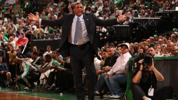Video - Ainge: Doc Rivers Will Be Back