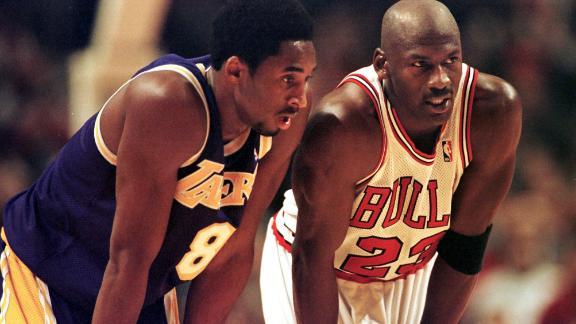 Video - Jackson: Jordan Better Leader Than Kobe