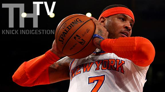 Video - Knicks Indigestion