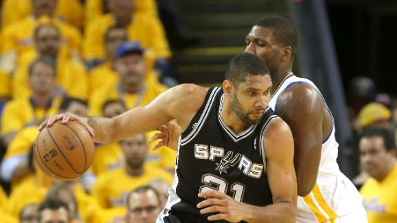 Video - Spurs-Warriors Game 6 Recap