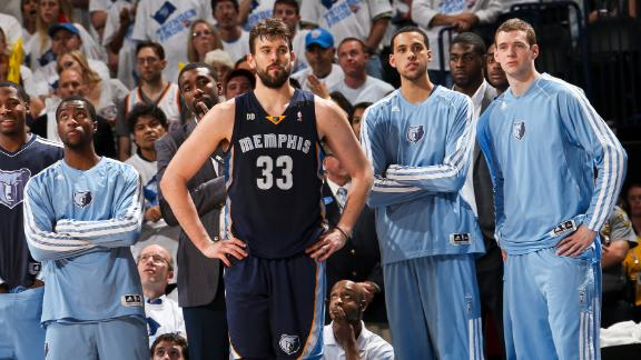 Video - Grizzlies-Spurs Game 1 Preview