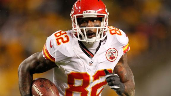 Bowe: I'll lead NFL in receptions, TDs this season