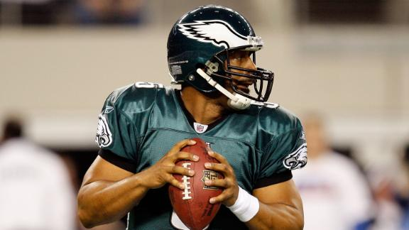 Is Donovan McNabb A Hall Of Famer?