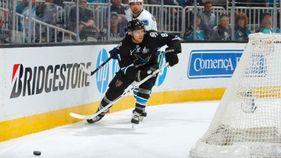 Pavelski, Sharks Looking To Bounce Back