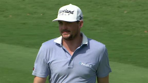 Keegan Bradley Maintains Lead