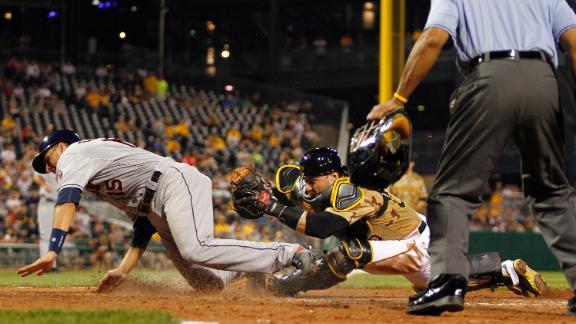 Video - Astros Edge Pirates In Extras
