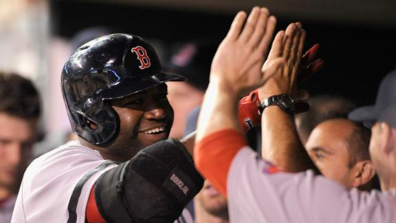 Ortiz has 2 HRs, 6 RBIs as Red Sox cruise