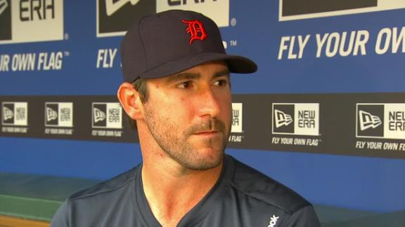 Video - Verlander On Tigers' Expectations