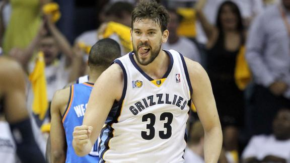 Video - Grizzlies Roll Into Conference Finals