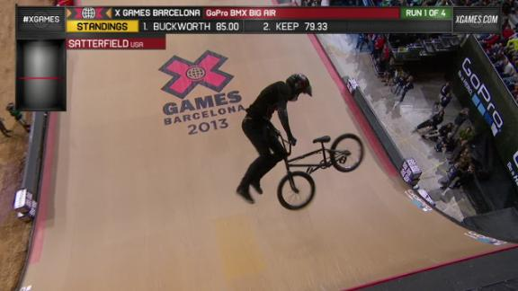 BMX Big Air X Games Barcelona