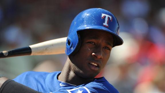Video - Jurickson Profar Promoted To Majors