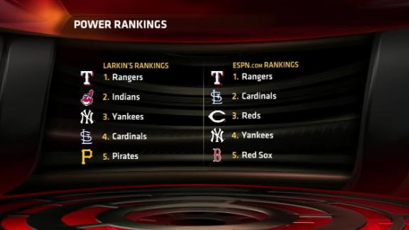 Power Rankings Fresh Take Week 8