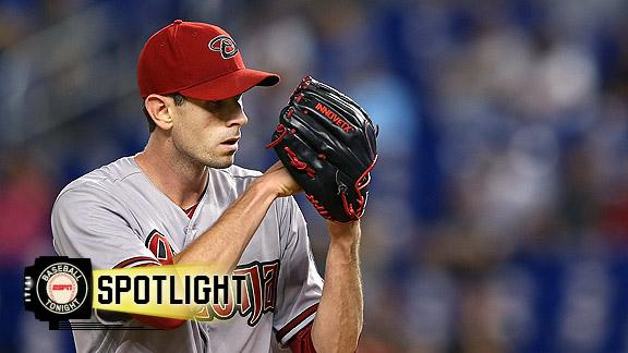 Video - Brandon McCarthy Shuts Down Marlins