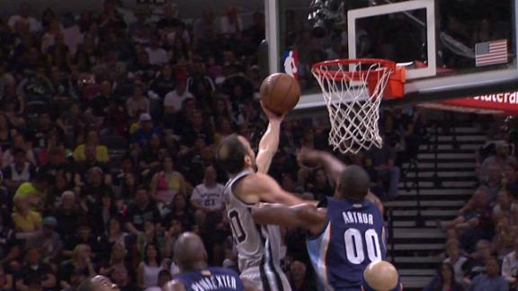 Video - Vintage Ginobili