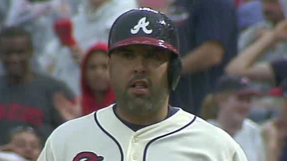 Braves Sweep Dodgers