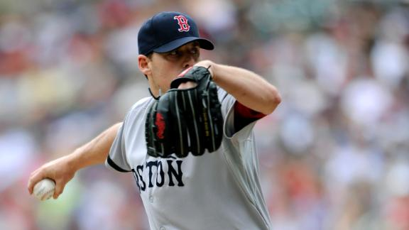 Video - Lackey Helps Red Sox To Fifth Straight Win