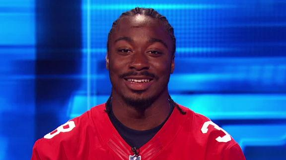 Video - Mint Condition: Lattimore Excited For Cards