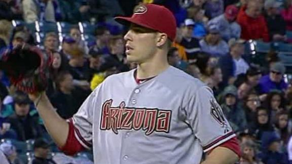Video - Diamondbacks Roll Rockies 5-1