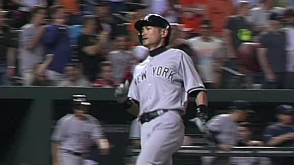 New York Yankees vs. Baltimore Orioles - Recap - May 20, 2013 - ESPN