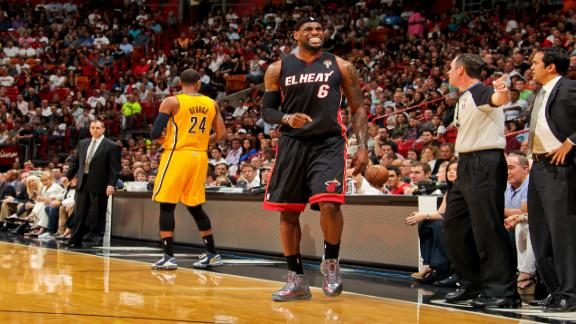 Added Motivation For LeBron?