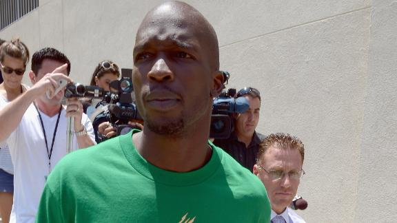 Chad Johnson arrested on probation violation
