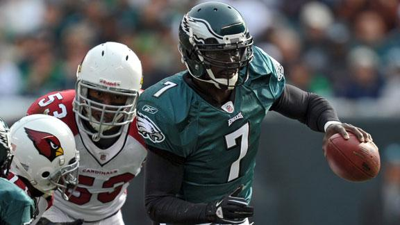 Vick Ready To Silence The Critics