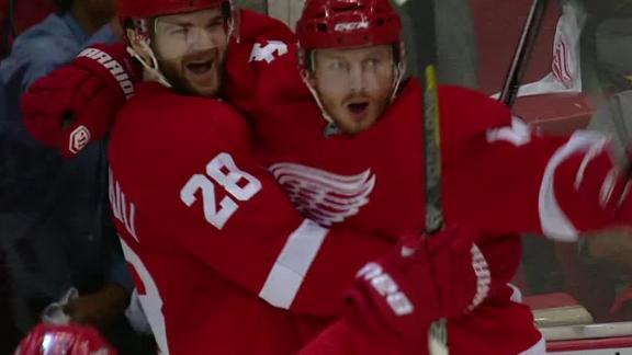 Red Wings Take 2-1 Series Lead