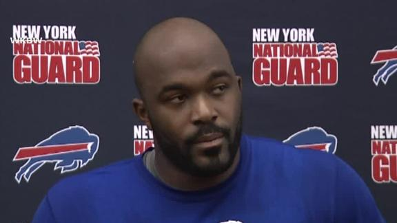 Video - Mario Williams Addresses Media