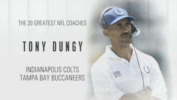 Video - No. 20 - Tony Dungy