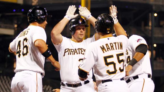 Chicago Cubs vs. Pittsburgh Pirates - Recap - May 21, 2013 - ESPN