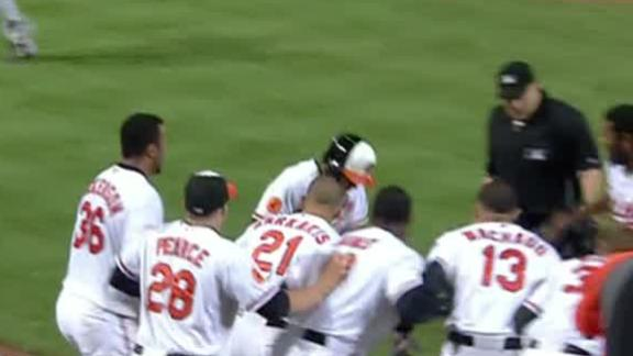 Orioles Walk Off With Win