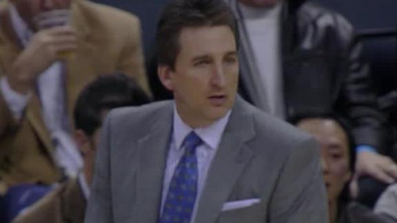 Vinny Del Negro out as Clippers head coach