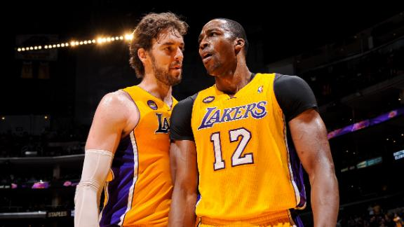 Video - Should Lakers Look To Keep Both Howard, Gasol?