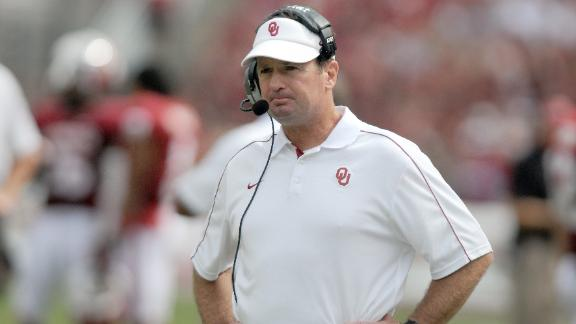 Stoops Reacts To Tornado Tragedy