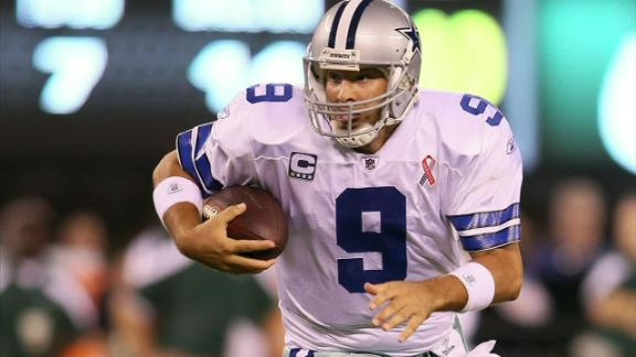 Could Romo's Absence Affect Cowboys?